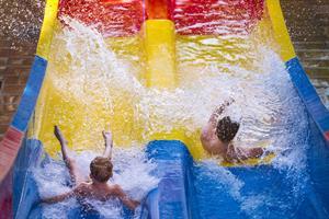 Oasis Park Splash - Hoteles en Calella de Mar