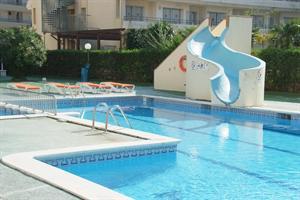 Apartamento familiares sa gavina medes en l estartit desde for Hoteles familiares cataluna