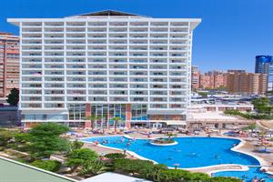 Hotel poseidon resort benidorm for Hotel poseidon benidorm