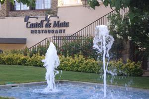hotel castell de mata: