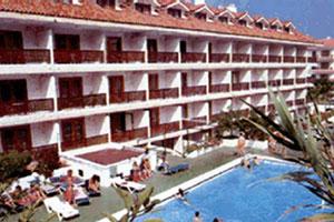 Hotel pez azul apartamentos puerto de la cruz - Apartamentos pez azul tenerife ...