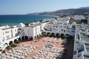 hotel Best Pueblo Indalo en la población de Mojacar