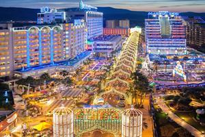 HOTEL GRAN DUQUE /HOTEL MARINA D'OR PLAYA - Hoteles en Orpesa de Mar (Oropesa del Mar)