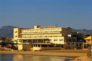 Hotel Apartamentos Bahía Mazarrón