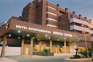 Hotel  Arena Center Hotel