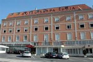Hotel Santa Lucía Santiago